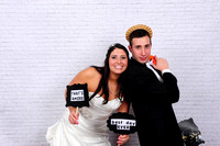Kristen & Jeremy Photo Booth